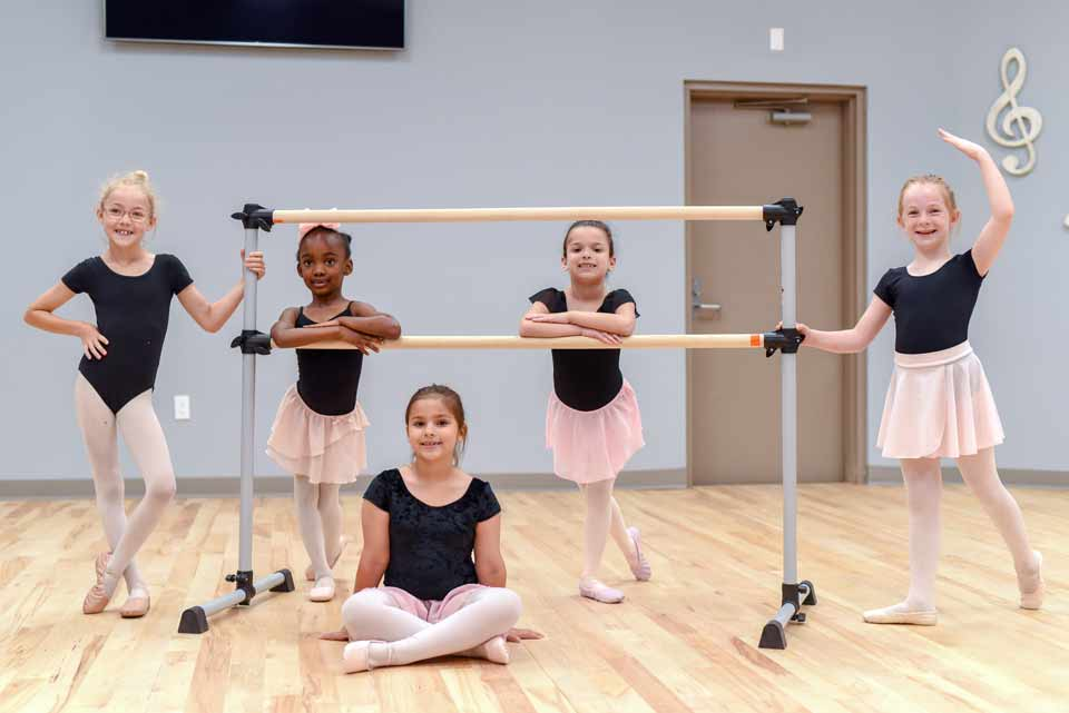Ballet Classes in Mandeville, Louisiana