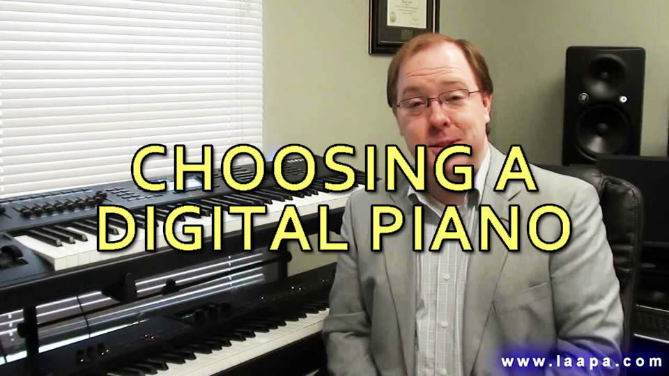 Comparing Digital Pianos and Keyboards - which one should I buy?