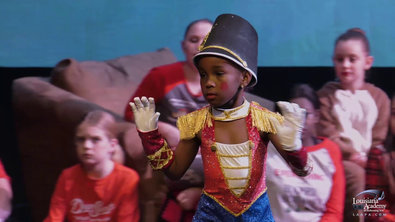 Learn how to dance and sing in musical theater classes at LAAPA.